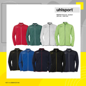 UHLSPORT MATCH Classic Jacket